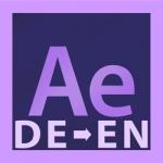 Logo After Effects DE-EN