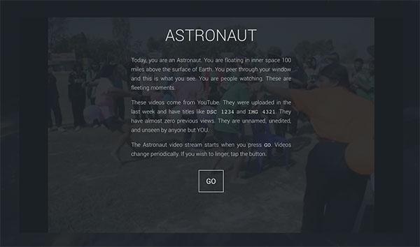 Screenshot Astronaut.io