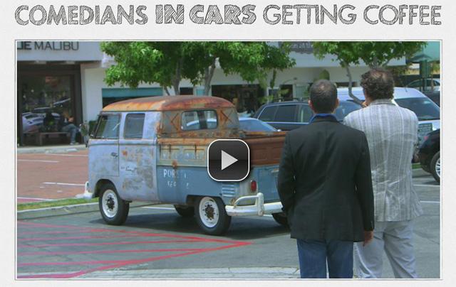 Screenshot Comedians in Cars Getting Coffee