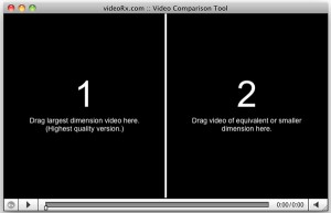 Screenshot Video Comparison Tool
