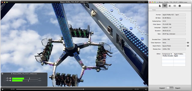 Screenshot Switch Videoplayer