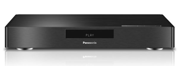 Panasonic Ultra HD Blu-ray Prototyp
