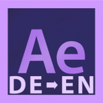 Logo After Effects DE-EN