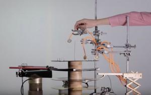 Screenshot aus dem Video Mechanical Techno