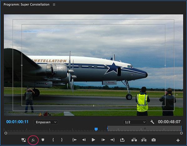 Screenshot Premiere Global fx