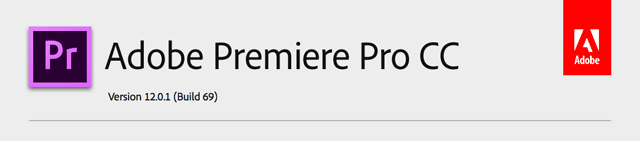 Screenshot Adobe Premiere Pro Januar-Update 2018