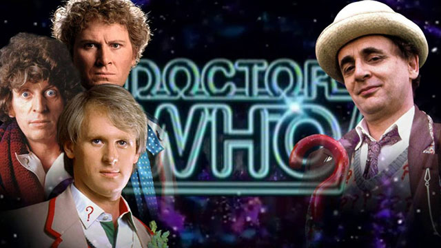 Doctor Who Classic Logo