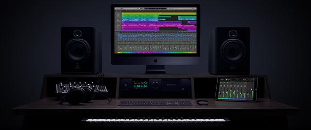 Pressebild Apple Logic Pro X