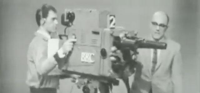 Szene aus dem BBC-Video von 1961