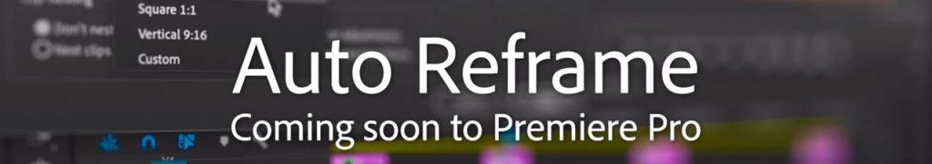Screenshot aus dem Adobe Auto Reframe-Video