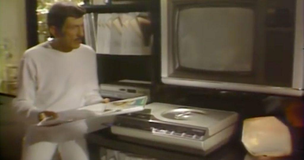 Screenshot aus Magnavision Laserdisc Video